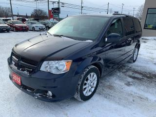 Used 2012 Dodge Grand Caravan R/T for sale in Peterborough, ON