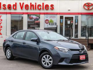 Used 2016 Toyota Corolla CE CVT | COMING SOON for sale in North York, ON