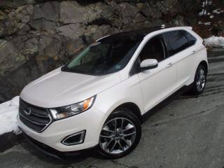 Used 2016 Ford Edge Titanium for sale in Halifax, NS