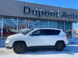 Used 2012 Jeep Compass 4 RM, 4 portes, Limited for sale in Alma, QC