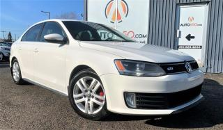 Used 2012 Volkswagen Jetta GLI ***AUTOMATIQUE,DSG,CUIR,MAGS,A/C*** for sale in Longueuil, QC