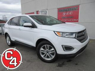 Used 2017 Ford Edge V6 3.5 L SEL FWD MAGS BLUETOOTH for sale in St-Jérôme, QC