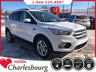 Used 2017 Ford Escape SE **UN PROPRIÉTAIRE**AUCUN ACCIDENT** for sale in Charlesbourg, QC