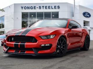 Used 2017 Ford Mustang Shelby GT350 for sale in Thornhill, ON