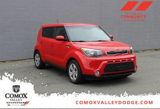 Used 2016 Kia Soul 5dr Wgn LX for sale in Courtenay, BC