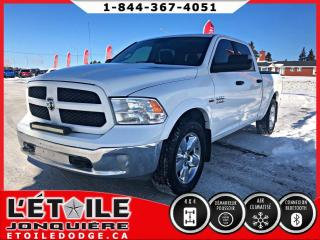 Used 2018 RAM 1500 Outdoorsman cabine d'équipe 4x4 caisse d for sale in Jonquière, QC