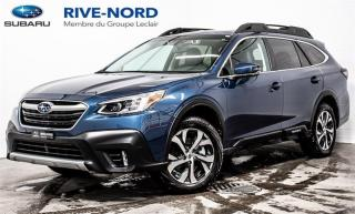 Used 2020 Subaru Outback Limited EyeSight NAVI+CUIR+TOIT.OUVRANT for sale in Boisbriand, QC