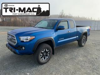 Used 2017 Toyota Tacoma 4X4 TRD OFF-ROAD for sale in Port Hawkesbury, NS