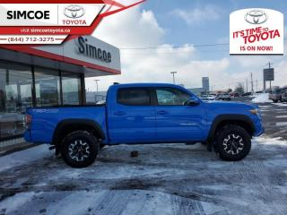 New 2021 Toyota Tacoma TRD Off-Road Premium  - Sunroof for sale in Simcoe, ON