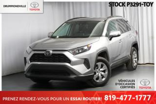 Used 2020 Toyota RAV4 ** TRACTION INTÉGRALE ** for sale in Drummondville, QC
