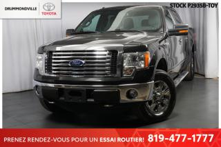 Used 2012 Ford F-150 XTR| 5.0L| DOSSIER ENTRETIEN COMPLET FORD for sale in Drummondville, QC