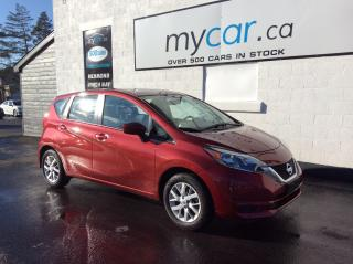 Used 2019 Nissan Versa Note SV ALLOYS, HEATED SEATS, BACKUP CAM!! for sale in Kingston, ON