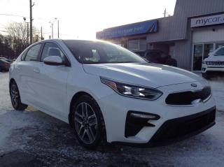 Used 2020 Kia Forte EX+ SUNROOF, HEATED SEATS/WHEEL, APPLE CARPLAY!! for sale in Kingston, ON