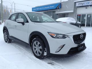 Used 2018 Mazda CX-3 GS HEATED SEATS, BACKUP CAM, BLUETOOTH!! for sale in Kingston, ON