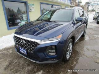 Used 2019 Hyundai Santa Fe ALL-WHEEL DRIVE SEL EDITION 5 PASSENGER 2.0L - TURBO.. HEATED SEATS & WHEEL.. BACK-UP CAMERA.. PANORAMIC SUNROOF.. BLUETOOTH SYSTEM.. H-TRAC.. for sale in Bradford, ON