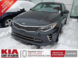 Used 2016 Kia Optima ** EN ATTENTE D'APPROBATION ** for sale in St-Hyacinthe, QC