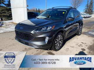 Used 2020 Ford Escape Titanium LOADED TITANIUM for sale in Calgary, AB