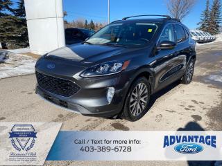 Used 2020 Ford Escape Titanium LOADED TITANIUM for sale in Calgary, AB