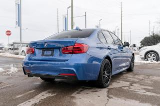 Used 2018 BMW 328 d xDrive DIESEL/NAVI/LEATHER/ 2 SETS OF RIMS AND TIR for sale in Concord, ON