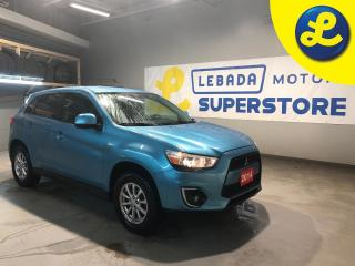 Used 2014 Mitsubishi RVR SE AWC ( All Wheel Control * Heated Cloth Seats *  Cruise Control * Steering Wheel Controls * Hands Free Calling * Bluetooth/Aux/CD/AM/FM/USB * Sport for sale in Cambridge, ON