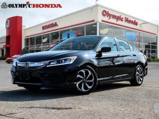 Used 2017 Honda Accord LX for sale in Guelph, ON