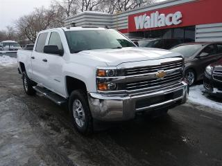 Used 2015 Chevrolet Express 2500 HD Duramax Diesel Crew Cab 4WD for sale in Ottawa, ON