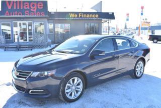 Used 2019 Chevrolet Impala 1LT HEATED SEATS! CRUISE CONTROL! BLUETOOTH! for sale in Saskatoon, SK