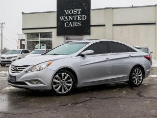 Used 2013 Hyundai Sonata GLS|REMOTE START|LEATHER|SUNROOF|18