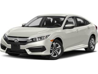 Used 2018 Honda Civic LX HEATED SEATS | APPLE CARPLAY™ & ANDROID AUTO™ | REARVIEW CAMERA for sale in Cambridge, ON
