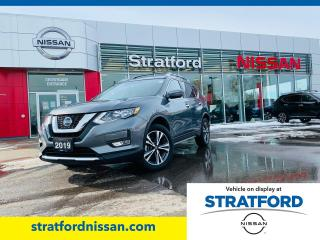Used 2019 Nissan Rogue SV AWD TECH PACK for sale in Stratford, ON