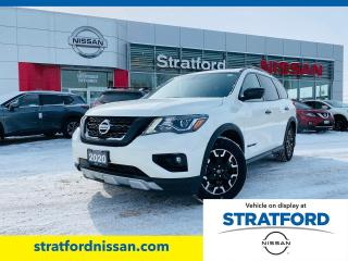 Used 2020 Nissan Pathfinder SL 4WD for sale in Stratford, ON
