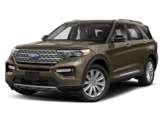 New 2021 Ford Explorer LIMITED for sale in Woodstock, NB