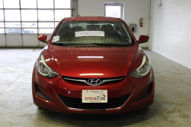 2015 Hyundai Elantra SE at
