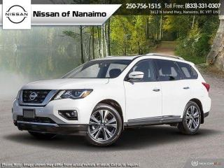 New 2020 Nissan Pathfinder Platinum for sale in Nanaimo, BC