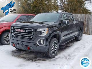 New 2021 GMC Sierra 1500 AT4 for sale in Kingston, ON