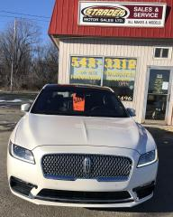 Used 2019 Lincoln Continental Reserve for sale in Morrisburg, ON