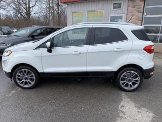 Used 2018 Ford EcoSport Titanium for sale in Morrisburg, ON