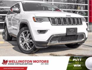 Used 2020 Jeep Grand Cherokee Limited - AWD - Navigation - Remote Start ... for sale in Guelph, ON