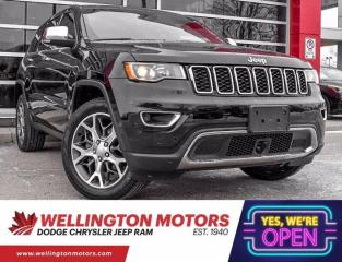 Used 2020 Jeep Grand Cherokee Limited for sale in Guelph, ON