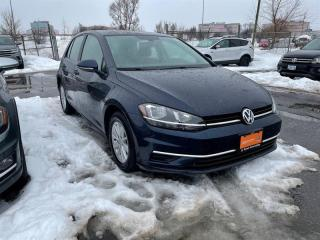 Used 2018 Volkswagen Golf 5-Dr 1.8T Trendline 5sp for sale in Ottawa, ON
