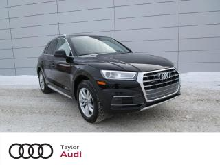 Used 2018 Audi Q5 2.0T Komfort for sale in Regina, SK