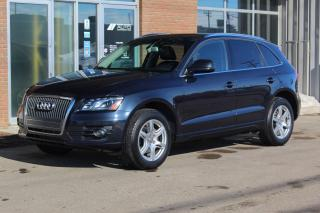 Used 2012 Audi Q5 2.0T Premium AWD - LEATHER - PANO MOONROOF for sale in Saskatoon, SK