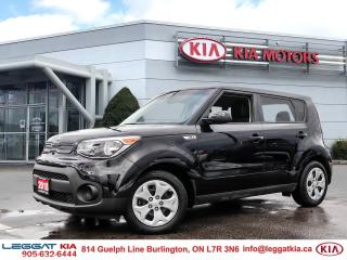 Used 2018 Kia Soul LX for sale in Burlington, ON