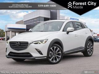 New 2021 Mazda CX-3 GT for sale in London, ON