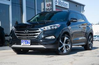 Used 2017 Hyundai Tucson DEMO - BLIND SPOT APPLE CAR PLAY BACK UP CAM ++ for sale in Chatham, ON