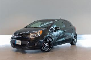 Used 2013 Kia Rio SX w/ UVO at for sale in Langley City, BC