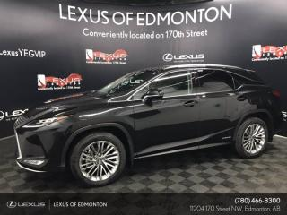 New 2021 Lexus RX 450h Executive Package for sale in Edmonton, AB