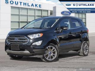 Used 2018 Ford EcoSport Titanium for sale in Newmarket, ON