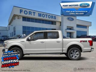 New 2019 Ford F-150 Lariat   - Navigation - Sunroof - $555 B/W for sale in Fort St John, BC
