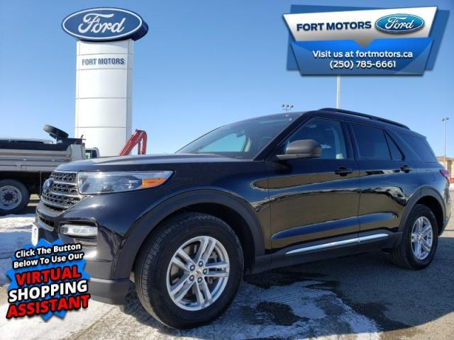 2020 Ford Explorer XLT  -  Wi-Fi -  Power Liftgate - $302 B/W